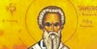 St Triphyllius of Cyprus featured