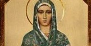 St Euphemia the All-Praised featured