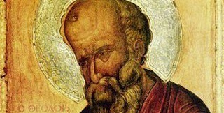 Apostle John the Beloved and Theologian (featured image)