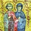 Holy Martyrs St Eulampios and St Eulampia