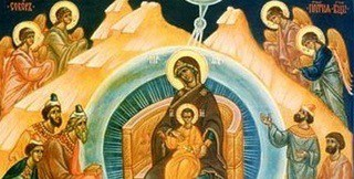 Synaxis of the Most Holy Theotokos (featured)