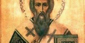 St Porphyrios of Gaza - Forgiveness begins