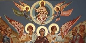 Holy Ascension - Seeking union with God