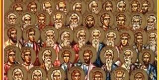 The Seventy Apostles